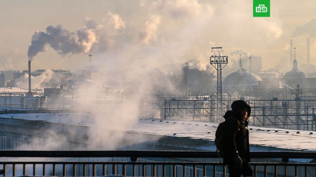 Минувшая ночь стала самой холодной в Москве с начала зимы