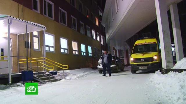 В омском минздраве рассказали о состоянии пострадавших при взрыве газа
