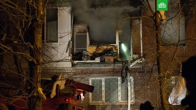 В СК назвали вероятную причину взрыва газа в омской пятиэтажке