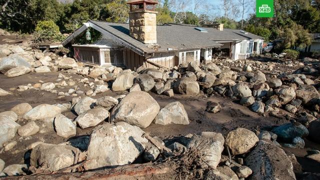 Из-за ливней в Калифорнии погибли 18 человек