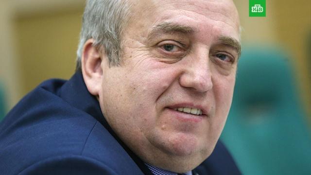 В Совфеде высмеяли слова украинского генерала о технике из Крыма