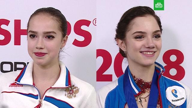 """""""Удержать планку"""": юные российские фигуристки готовятся к олимпийской схватке"""