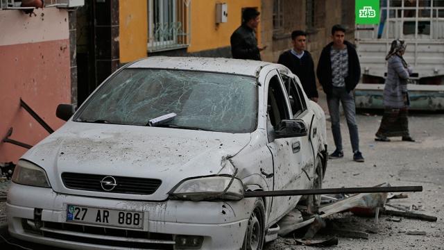 Асад обвинил Турцию в поддержке террористов и осудил операцию в Африне