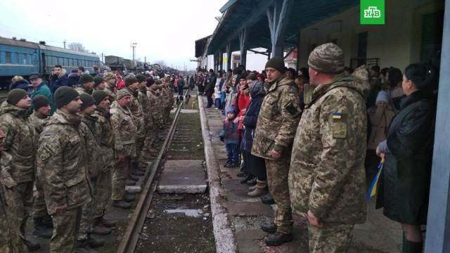 Одна из крупнейших бригад ВСУ ушла из Донбасса