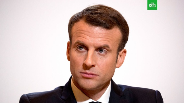 глава мид франции макрон считает россию великой страной
