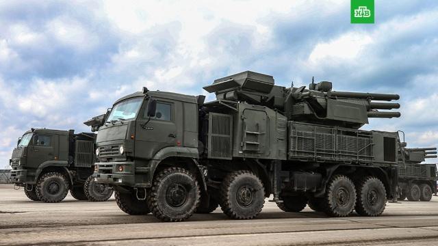 """В США назвали российский """"Панцирь-С"""" идеальным оружием против беспилотников"""