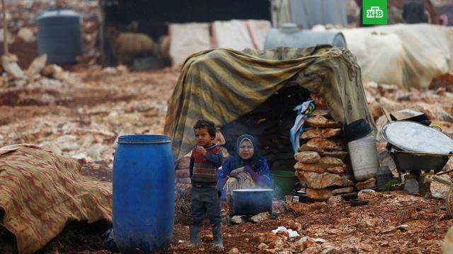 Гуманитарная ситуация в Африне станет темой экстренного совещания Совбеза ООН