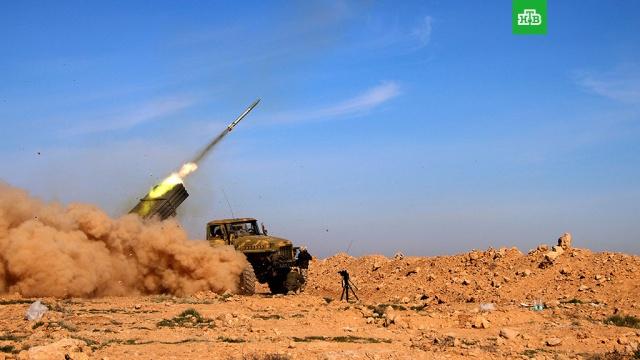 """Сирийская армия в Идлибе окружила вооруженные танками отряды """"Джабхат ан-Нусры"""""""