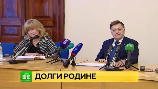Спикер петербургского ЗакСа пообещал отправить в армию самого юного депутата