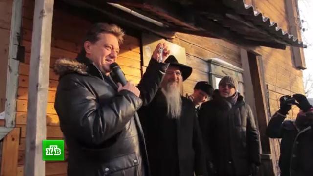 томске еврейской общине вернули единственную мире деревянную синагогу