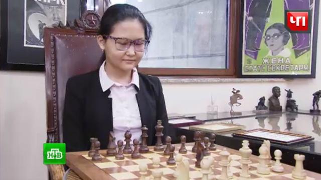 Юную шахматистку-вундеркинда из Казахстана обвиняют в читерстве