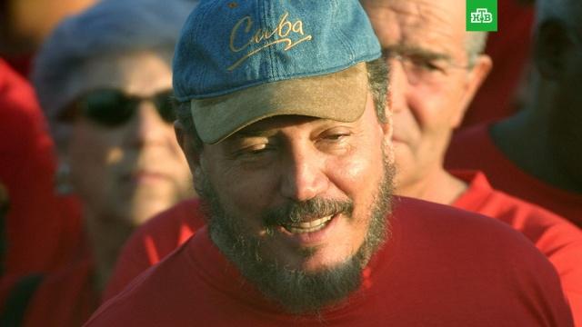 СМИ сообщили о самоубийстве сына Фиделя Кастро
