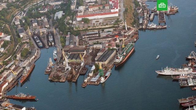 Бывший завод Порошенко перешел в собственность России