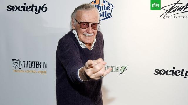 В Лос-Анджелесе госпитализирован создатель комиксов Marvel
