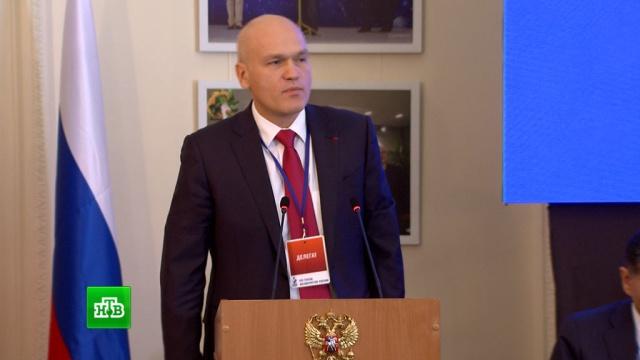 андрея филатова переизбрали президентом российской шахматной федерации