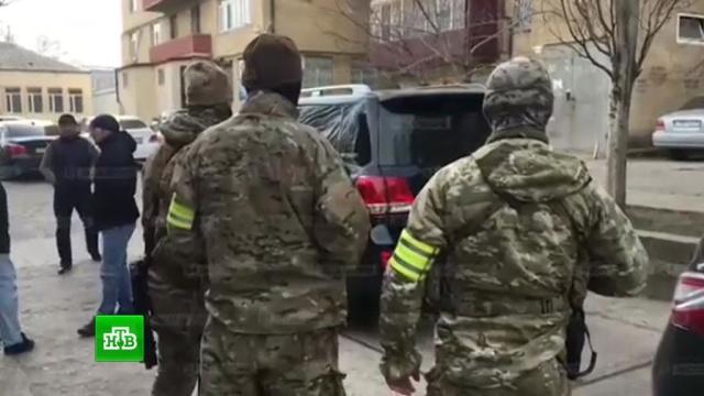 ФСБ задержала врио главы правительства Дагестана и двоих его заместителей