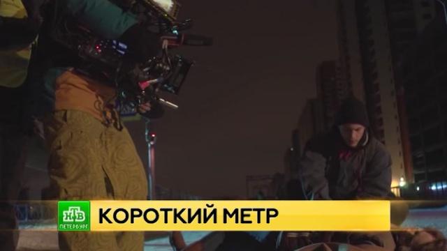 В Петербурге снимают драму о грабителе в исполнении Ивана Янковского