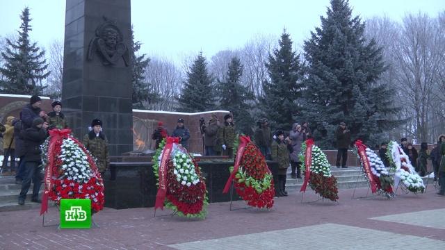 Курск отмечает 75-ю годовщину освобождения от фашистов