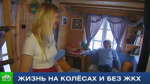 Дома на колесах: зачем россияне переселяются в трейлеры