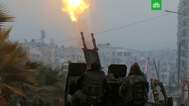 ПВО Сирии в ответ на авиаудар подбили самолет израильских ВВС