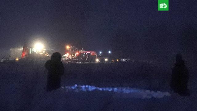 Спасатели обнаружили много тел на месте крушения Ан-148
