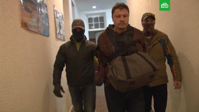 ФСБ: украинец задержан в Симферополе за шпионаж