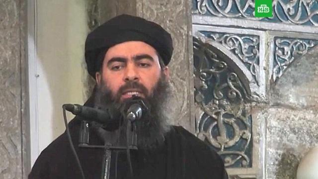СМИ: главарь ИГ находится при смерти в полевом госпитале в Сирии
