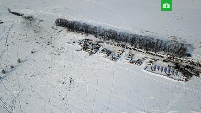 МЧС: поисковая операция на месте катастрофы Ан-148 завершается