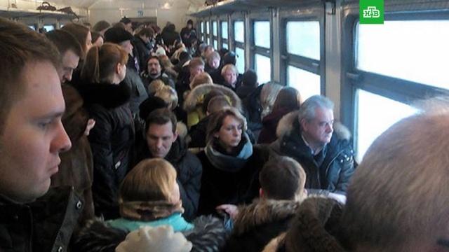 Восстановлено движение электричек на Киевском направлении МЖД