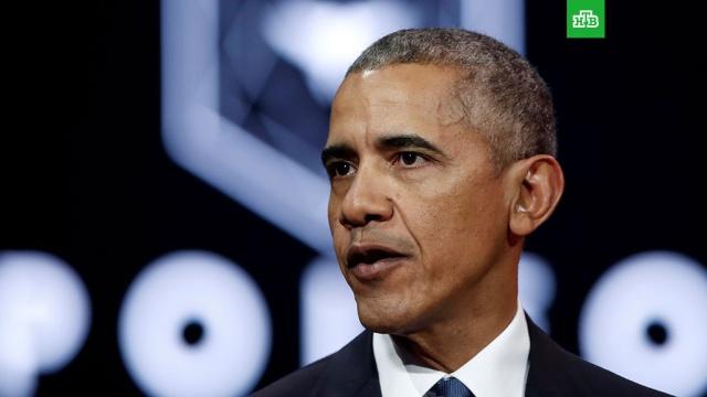 Обаме прислали конверт с белым порошком