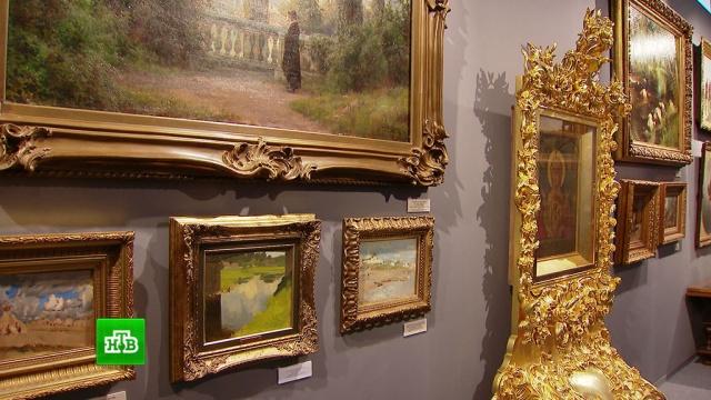 В Москве открылась выставка-ярмарка шедевров классического и современного искусства