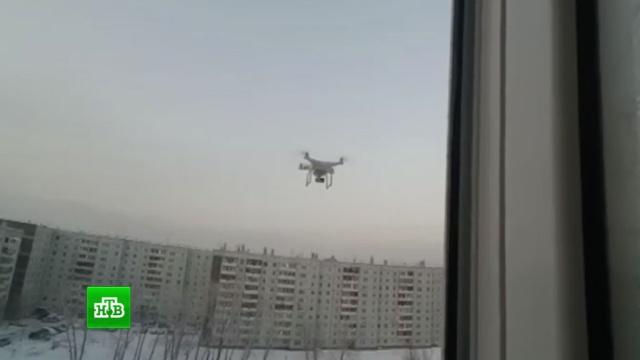 В Минтрансе предложили сбивать незаконные дроны