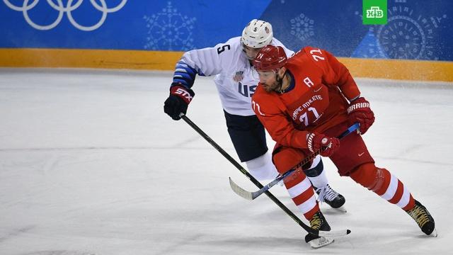 Ковальчук побил рекорд Буре по числу заброшенных на Олимпиадах шайб