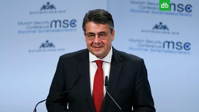 глава мид фрг германия намерена улучшить отношения россией