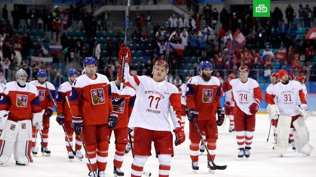 Мысли только о финале: российские хоккеисты поделились эмоциями после победы над чехами