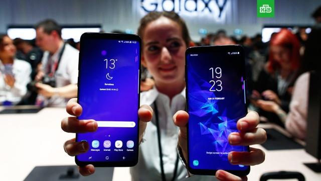 Samsung презентовала новые смартфоны Galaxy S9 и Galaxy S9+
