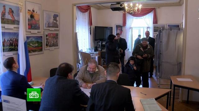 За рубежом началось досрочное голосование на выборах президента РФ