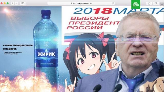 Хакеры взломали предвыборный сайт Собчак