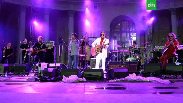Группа Аквариум перенесла концерты из-за болезни Бориса Гребенщикова