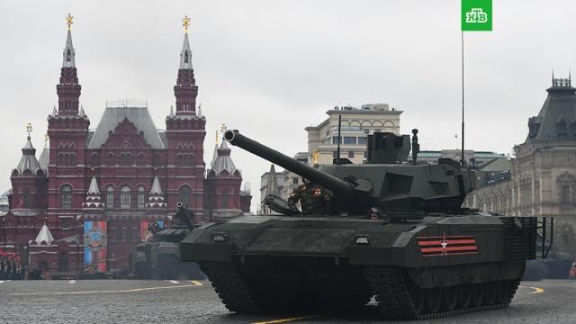 Американские танкисты оценили российскую Армату