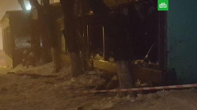 Неизвестный обстрелял из гранатомета ресторан в Киеве