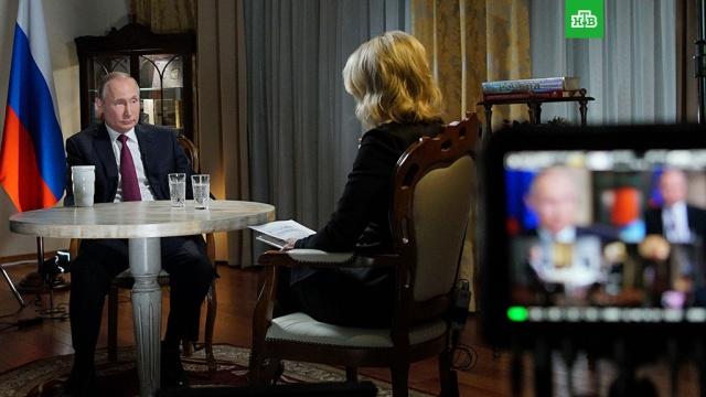 Путин: Песков иногда несет пургу