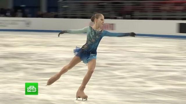 Я сделала это: фигуристка Трусова рассказала про исполнение двух четверных прыжков