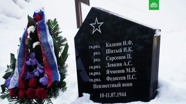 В Вильнюсе решили снести памятники советским воинам и бойцам царской армии