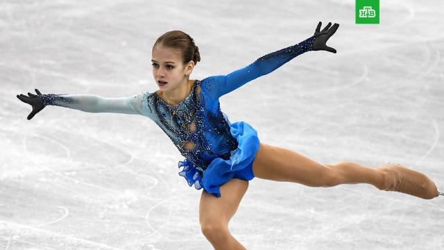 Российские фигуристы победили во всех дисциплинах юниорского ЧМ