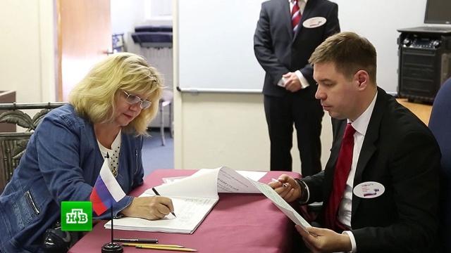В США и Белоруссии проходит досрочное голосование на выборах президента РФ