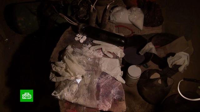 В Восточной Гуте найдена мастерская боевиков по производству химоружия