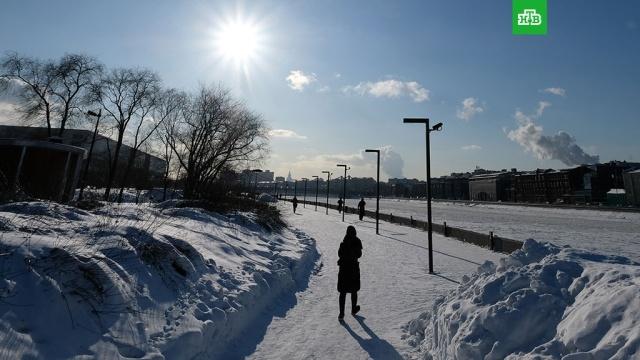 Ультраполярное вторжение холода ожидает москвичей на этой неделе