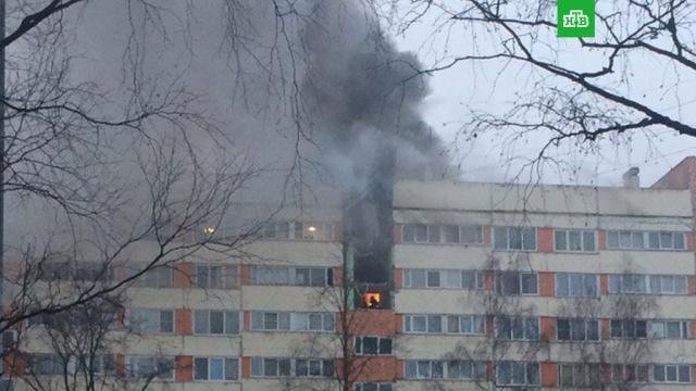 После взрыва в петербургской многоэтажке возбуждено дело