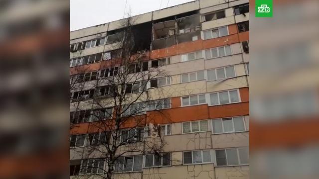 названа предварительная причина взрыва питерской многоэтажке